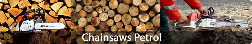 PetrolChainsawsProductHeading